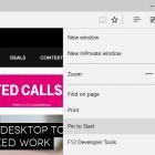 Ghim trang Web với Start Menu của Windows 10