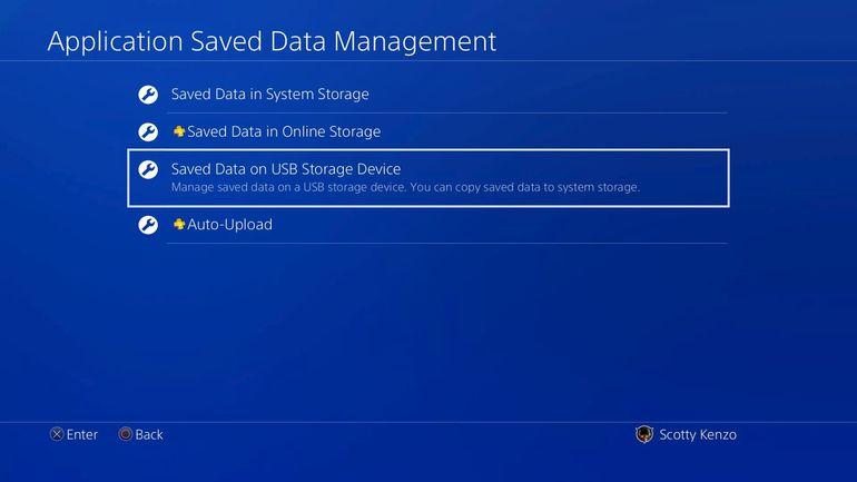 Làm thế nào để thêm bộ nhớ cho PlayStation 4