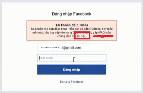 Làm thế nào để Kích hoạt, Khôi phục một Tài khoản Facebook vô hiệu hóa