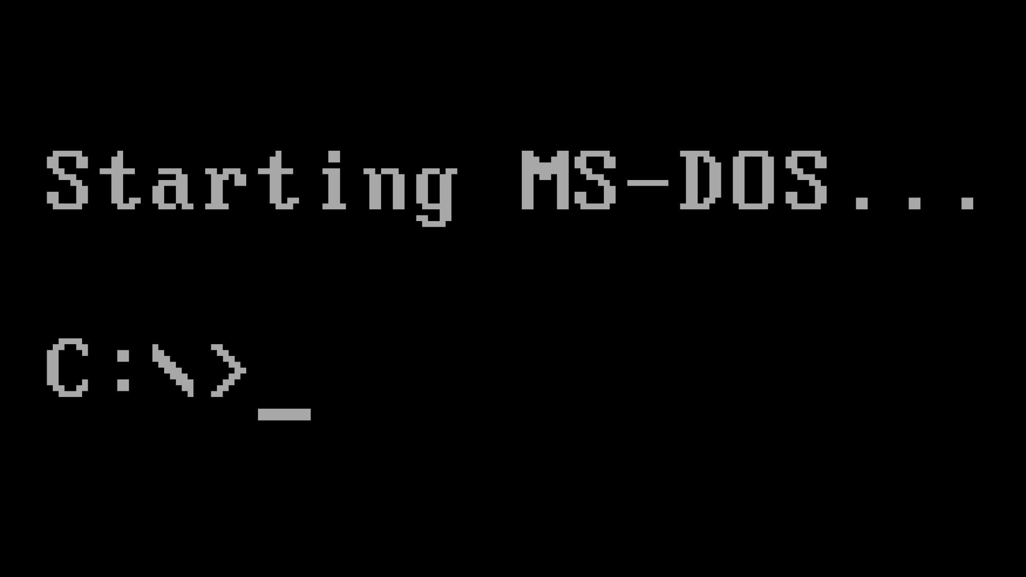 Làm thế nào để xem một tài liệu Microsoft Word từ MS-DOS