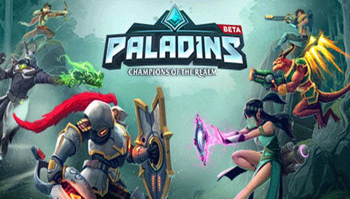 Tải game Paladins cho PC miễn phí