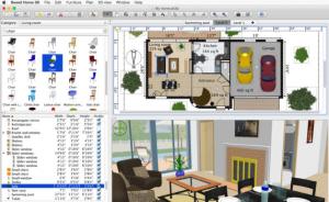 Tải phần mềm thiết kế nội thất tốt nhất - Sweet Home 3D 5.4
