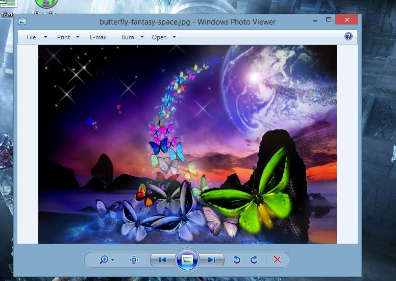 Thay đổi hình nền Desktop