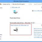 Mã hóa ổ đĩa PC Windows 8