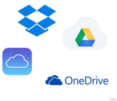 So sánh: OneDrive so với Google Drive, Dropbox và iCloud