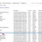 Khắc phục sự cố hệ thống bảo trì & cập nhật Windows
