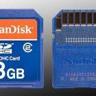 Không nhận dạng được thẻ SD Windows 8.1, 10