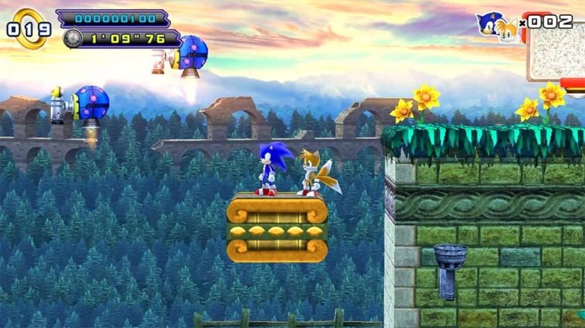 Sonic 4
