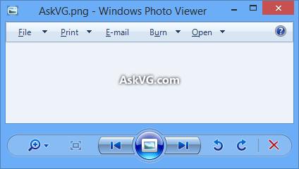 Khắc phục: Mở xem ảnh trên Windows chậm - Windows Photo Viewer