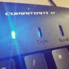 Bật Caps Lock, Num Lock hoặc Scroll Lock cảnh báo trong Windows 10/8/7