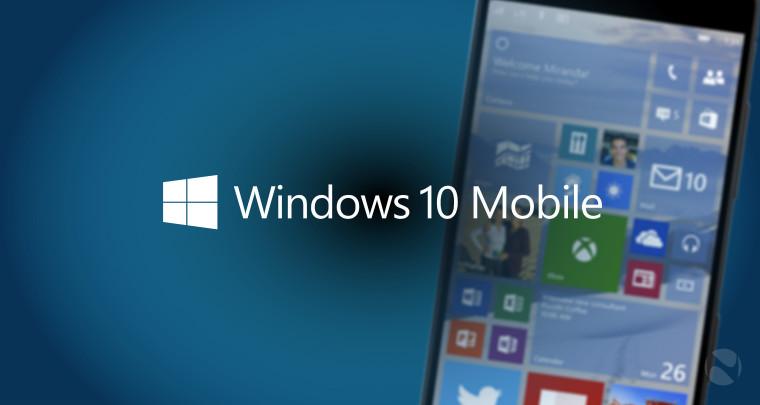 Các tính năng mới trong bản cập nhật Anniversary của Windows 10 Mobile