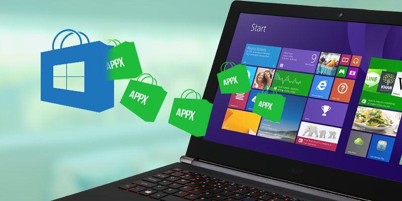 Cách tải xuống tệp appx từ Cửa hàng Windows trong Windows 10