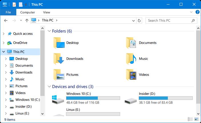 Khac phuc khoi đong cham File Explorer trong Windows 10