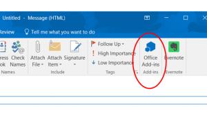 Kích hoạt, vô hiệu hóa hoặc loại bỏ các Microsoft Outlook add-in