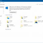 Vô hiệu hóa quảng cáo trong Windows 10 File Explorer