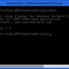 Download Sync 2.0 - Xóa dữ liêu tệp và đĩa