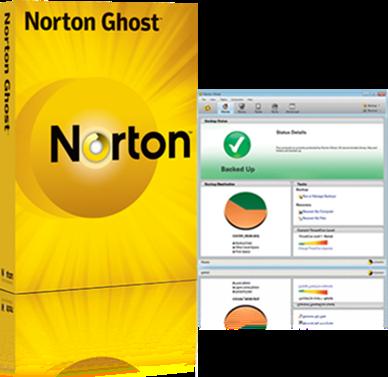 Norton Ghost 15.0 mới nhất