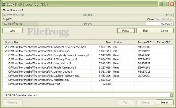 Tải TeraCopy 3.1.0 miễn phí