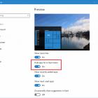 Cách hiển thị / ẩn danh sách ứng dụng trong Start Menu Trong Windows 10