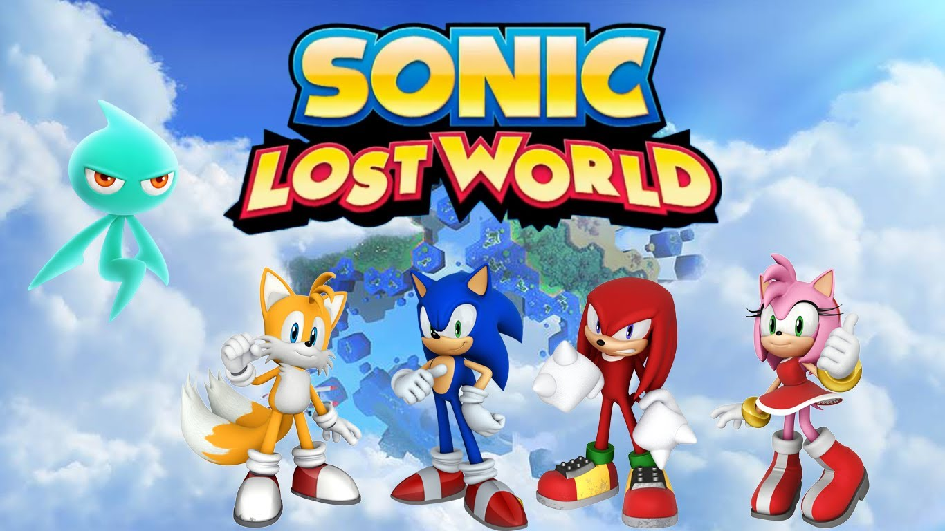 Download game Sonic Lost World