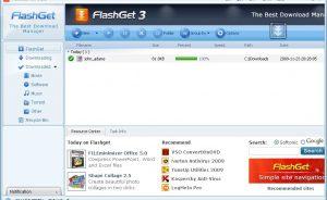 Tải Flashget 3.7 - Phần mềm tăng tốc Download tốt nhất cho máy tính