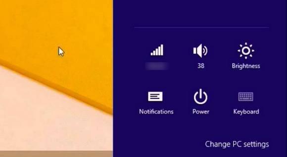 sửa lỗi không điều chỉnh được độ sáng sau khi nâng cấp lên Windows 8.1