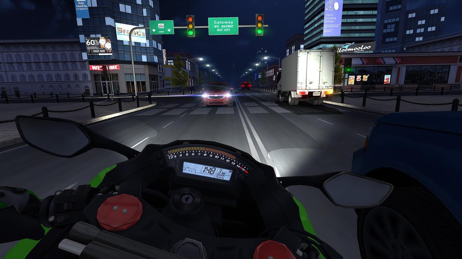 Tải xuống Traffic Rider cho PC