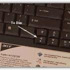 2 Cách làm mờ hoặc tăng độ sáng của máy tính xách tay hoặc màn hình LCD của máy tính xách tay