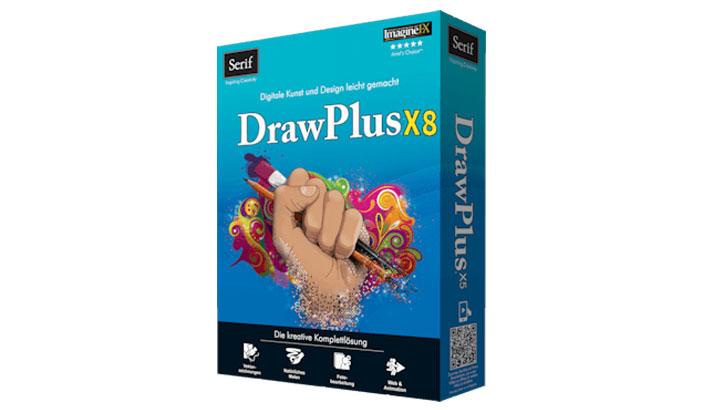 Download DrawPlus X8 14.0 + Keygen