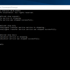 Tạm dừng Update (Cập nhật) Windows 10 Từ Dòng lệnh