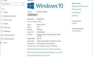 Cách sửa lỗi 0xC1900200 và 0xC1900202 trên Windows 10