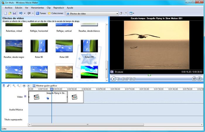 Kết quả hình ảnh cho Windows Movie Maker