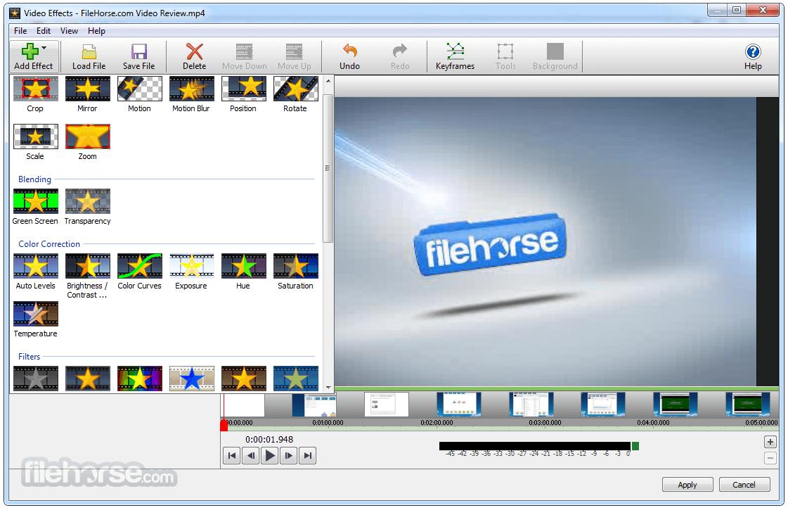 Kết quả hình ảnh cho VideoPad Video Editor