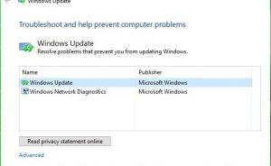 Sửa lỗi 0x80200056 Update cho Windows 10