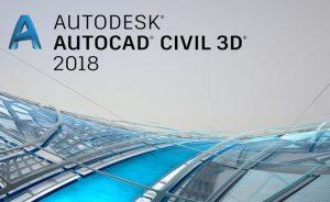 Download AutoCAD Civil 3D 2018 Full + KeyGen