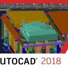Download Autodesk AutoCAD 2018 [64 Bit+32 Bit] key