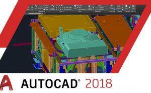 Download Autodesk AutoCAD 2018 [64 Bit+32 Bit] key