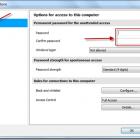 Tạo mật khẩu cố định cho người dùng Teamviewer