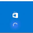 Lỗi không mở được windows store khi nâng cấp Windows 10