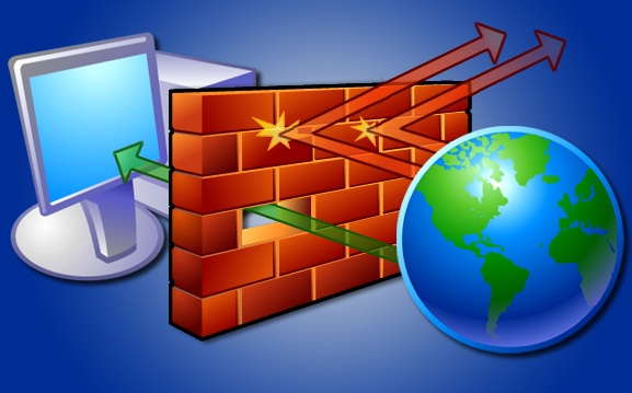 Bat tat tuong lua windows firewall