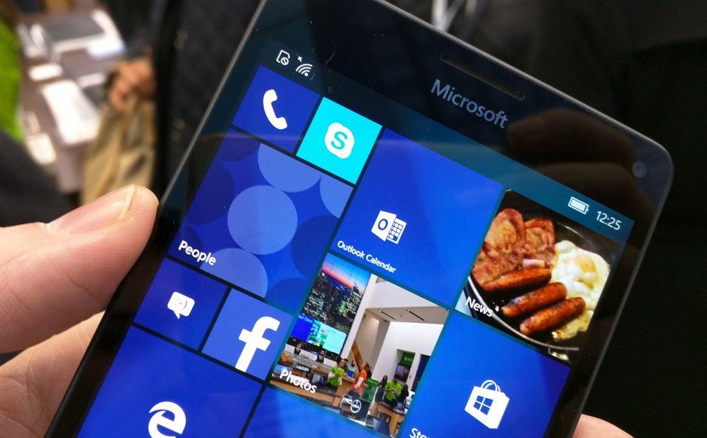 Nâng cấp lên Windows 10 Mobile từ Windows Phone 8.1