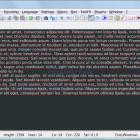 Notepad++ Hiển thị số dòng