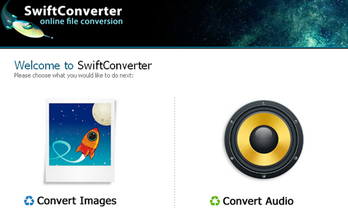 Sử dụng SwiftConvert