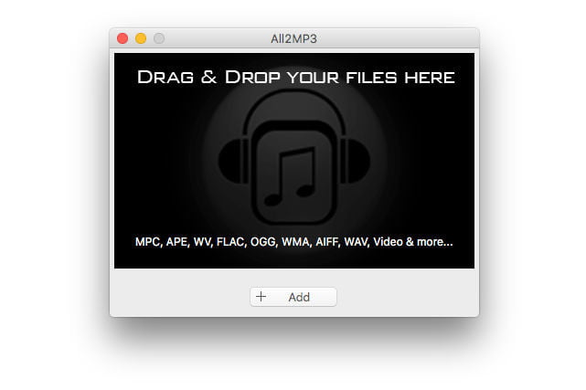su dung To MP3 Converter Free