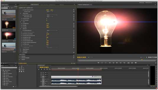 Su dung Knoll Light Factory 3 cho Premiere Pro CC