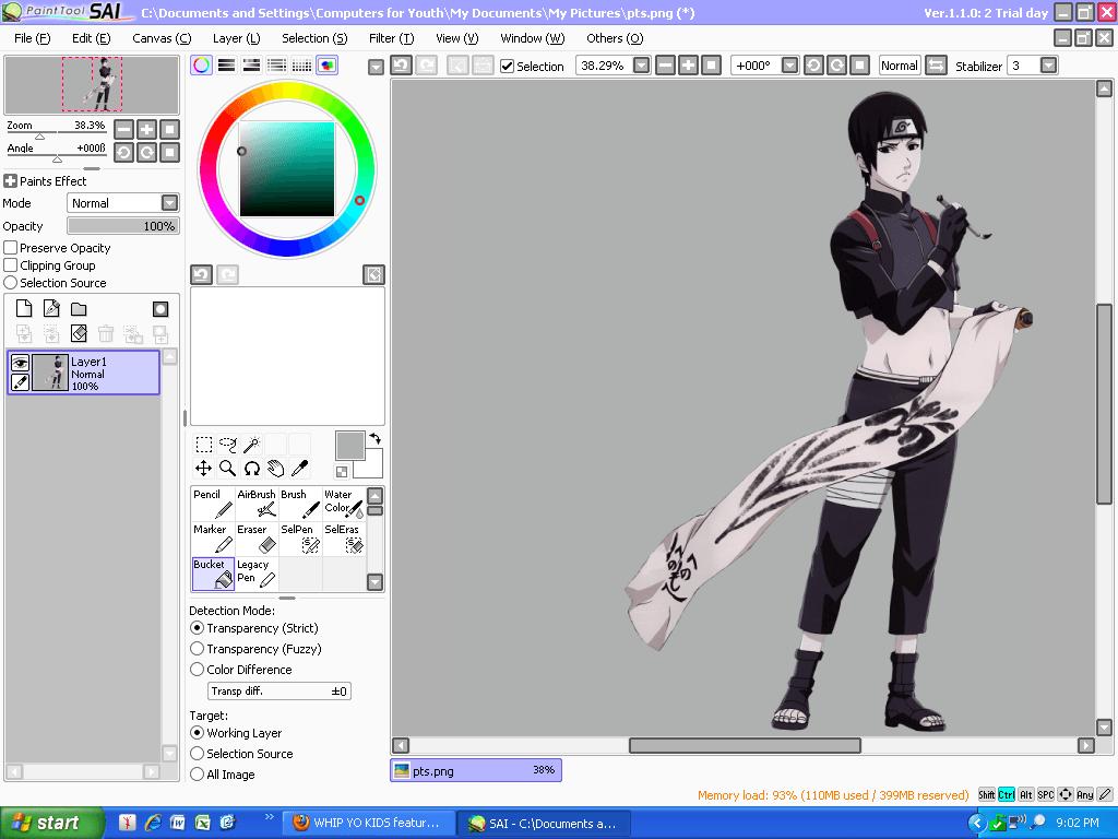 Paint Tool Sai Legacy Pen Download