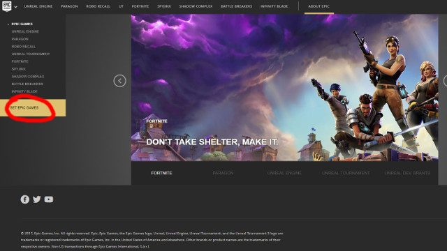 Cach Download Fortnite Battle Royale mien phi