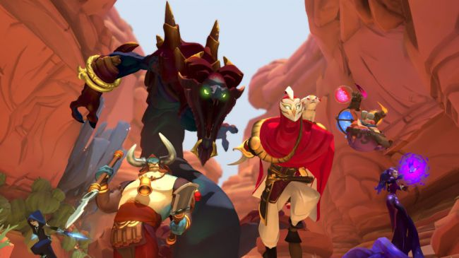 Game Gigantic cho Xbox One