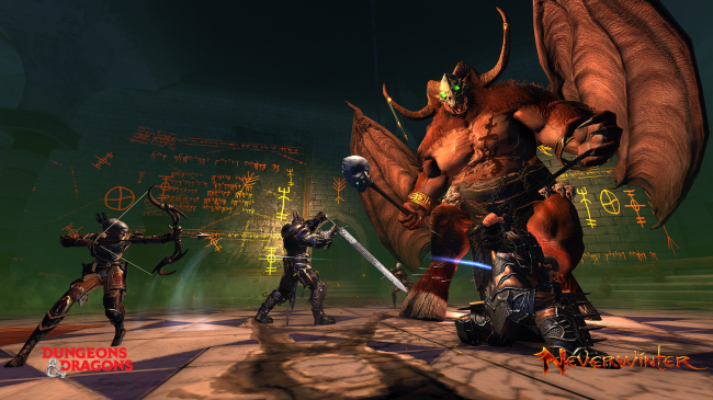 Game Neverwinter cho Xbox One