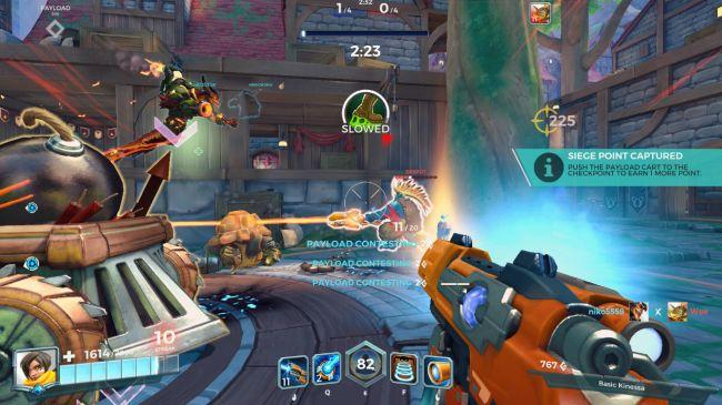 game Paladins cho Xbox One